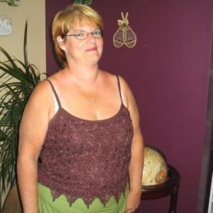 Vrouw van 50